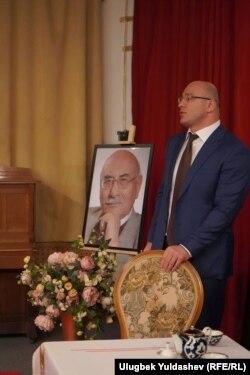 Депутат Артур Таймазов Ш.Аббосов хотира кечасида