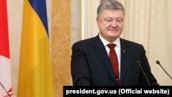 د اوکراین ولسمشر پترو پروشینکو.