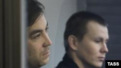 Євген Єрофеєв і Олександр Александров (архівне фото)