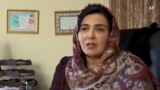 Scarred By Violence, Afghan Women Demand A Voice In Peace Talks