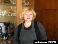 Беларуска Тацяна Шведава, дырэктар Дому культуры ў Клінцах