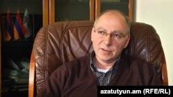 Представитель «Армянского национального конгресса» Аветис Авакян (архив)