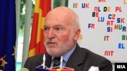 Ерван Фуере - Амбасадор на ЕУ во Македонија