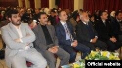 یکی از نشست های اتحادیه مهندسان اردن به مناسبت سالگرد تاسیس این نهاد.