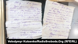 "The notes Sorokin wrapped the ersatz bread in were held as evidence of his ""anti-Soviet crimes."""