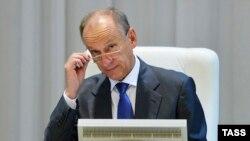 نیکلای پاتروشف، دبیر شورای امنیت ملی روسیه