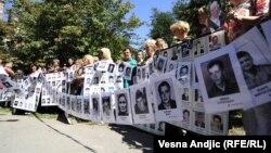 Dan nestalih u Srbiji - iz arhive