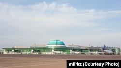 په قزاقستان کې نور سلطان نظربایف هوايي ډګر