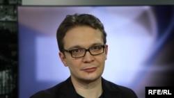 Кирилл Мартынов, философ, редактор отдела «Политика» российской «Новой газеты»
