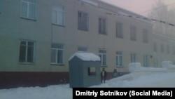 Колонія в Кірово-Чепецьку, де утримують Олександра Костенка