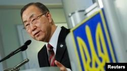Пан Гі Мун, генеральний секретар ООН