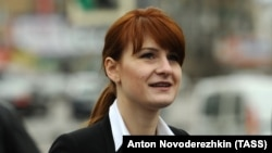 Maria Butina has not been charged with espionage or with being a member of a Russian intelligence service.