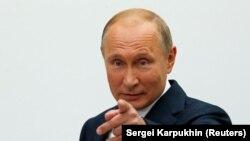 Прямая линия с президентом Путиным. 7 июня 2018 года