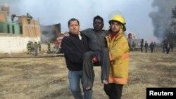 Пожары на предприятии Pemex происходили и раньше - 19 декабря 2010
