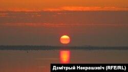 Чырвонае возера, Князь-возера, Жыткавіцкі раён. Аўтар: Дзьмітры Некрашэвіч