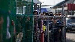 Gazak we gyrgyz liderleri serhet dyknyşygyny gowşatmak boýunça ylalaşdylar