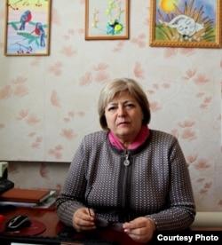 Антонина Щеголькова