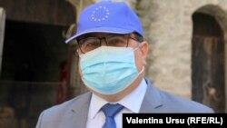 Ambasadorul UE în R. Moldova, Peter iIhalko, Soroca, 12 iulie 2020