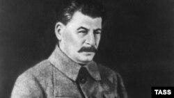 1924 год. Іосіф Сталін. Архіўнае фота.