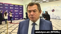 Сергій Глазьєв
