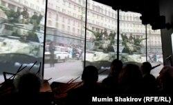 """Музей Бориса Ельцина. Медиапрограмма """"Путч"""""""