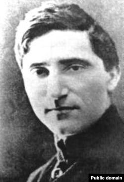 Scriitorul George Topârceanu, căzut prizonier la Turtucaia