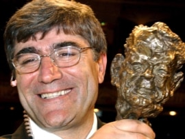 Murdered Armenian journalist Hrant Dink
