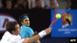 Roger Federer, arhiv