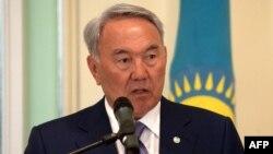 Қазақстан президенті Нұрсұлтан Назарбаев. Малайзия, 18 сәуір 2012 жыл.