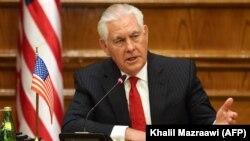 Sekretari amerikan i Shtetit, Rex Tillerson, foto nga arkivi