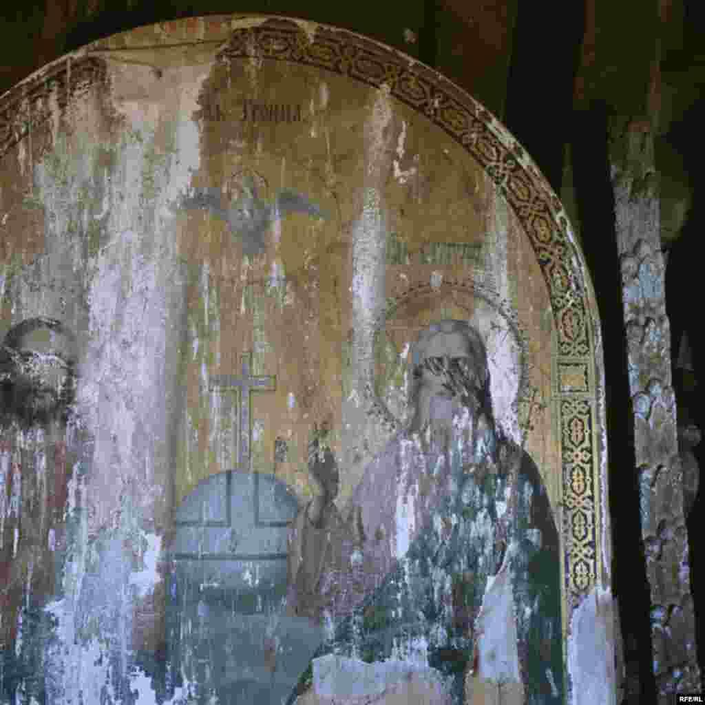 Russia's Vanishing Wooden Churches #7