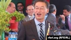 یوجین: دولت چین با دولت افغانستان همکار خاص میباشد.