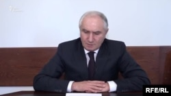 И.о. президента самопровозглашенной республики Абхазия Валерий Бганба