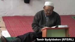 В одной из мечетей Кыргызстана. Иллюстративное фото.