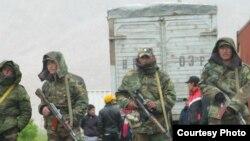Баткенская область, 28 апреля 2013 года.