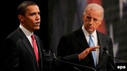 Выбор кандидата в вице-президенты от демократической партии был одной из главных интриг последних дней. Последние данные Gallup показывают, что выбрав Байдена, Обама не завоевал новых голосов избирателей