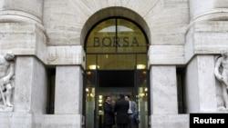 Bursa në Milano.
