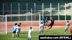 """Bu ýaryşyň duşuşyklary täze açylan """"Türkmenistan sport"""" telekanalynda hem görkezilýär."""