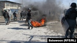 Thirty people died in the riots that followed the Koran-burning revelations at the NATO base.