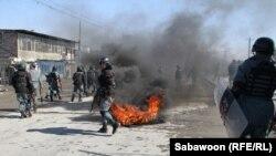 Protestat në Kabul