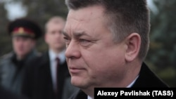 Павло Лебедєв – міністр оборони України (2012–2014)