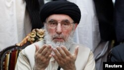Afghan warlord Gulbuddin Hekmatyar has returned to Kabul after 20 years