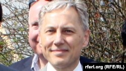 فرانز مایکل میلیبن سفیر اتحادیه اروپا در کابل