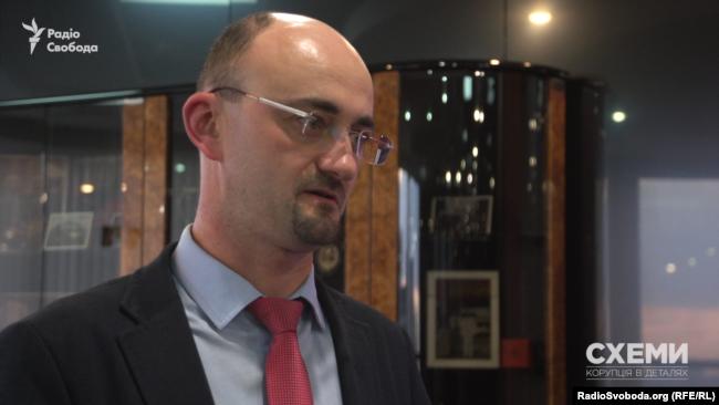 Віталій Олексієнко запевняє – фірма змогла зайти на державний завод без будь-яких впливових покровителів у владі