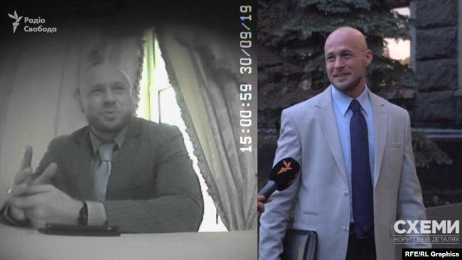 У полі зору слідчих СБУ також і діяльність народного депутата від «Слуги народу» Гео Лероса, який оприлюднив так звані «плівки Єрмака»
