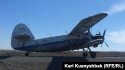 Ан-2 ұшағы. (Көрнекі сурет).
