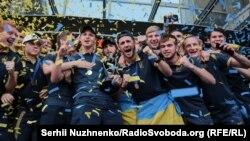 Українська молодіжна збірна стала чемпіонкою світу