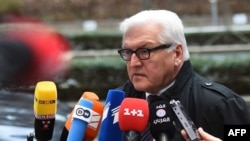 Ministri i Jashtëm gjerman, Frank-Walter Steinmeier.