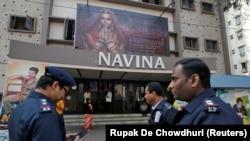 Припадници на индиската полиција, илустрација