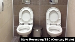 Фотография, которую Стив Розенберг выложил в социальной сети Твиттер